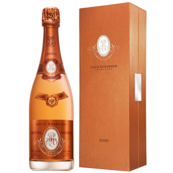 SAMPANIE ROEDERER CRISTAL ROSE 75CL
