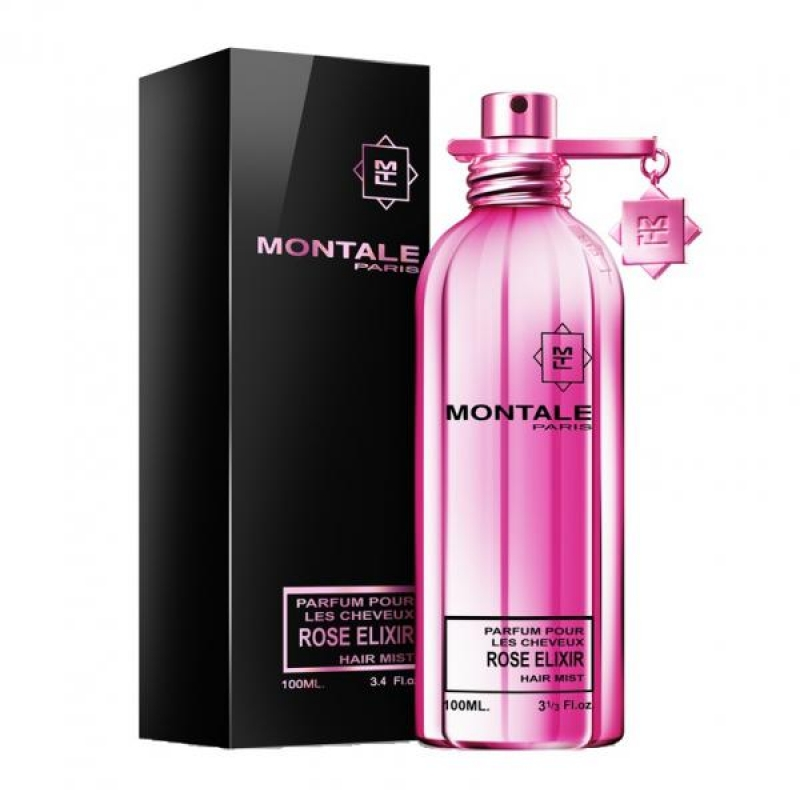 Montale Rose Elixir Hair Mist 100 Ml 1