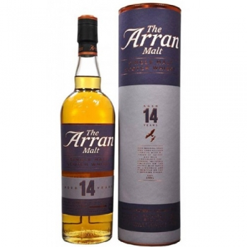 WHISKY ARRAN 14YO 70CL