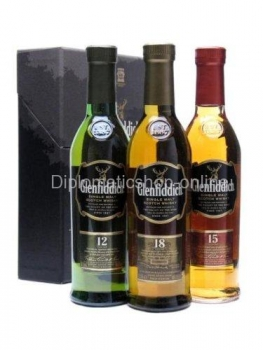Glenfiddich Mixed Reserve 3*0.2cl