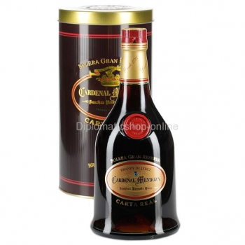 BRANDY CARDENAL MENDOZA CARTA REAL 70CL