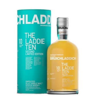 WHISKY BRUICHLADDICH THE LADIE TEN 0.7l