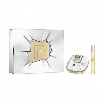 Paco Rabanne Lady Million Lucky 80ml.10ml Ts EDP SET Ml