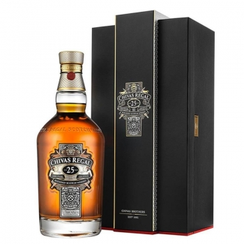 Whisky Chivas Regal 25 Yo 70cl