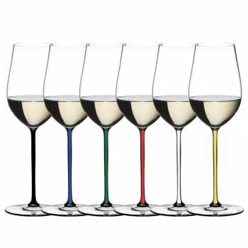 SET RIEDEL FATTO A MANO RIESLING