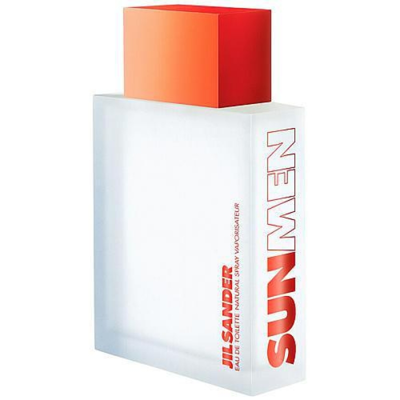 Jil Sander Sun Edt 125 Ml 0