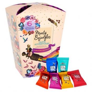 Trufe Ciocolata Monty Bojangles Taste Adventures 225g
