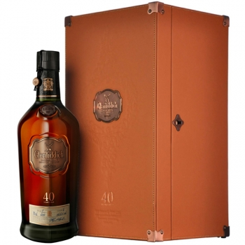 WHISKEY  GLENFIDDICH 40 YO 0.7l