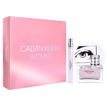 CALVIN KLEIN WOMAN 50ML.10ML APA DE PARFUM SET ML