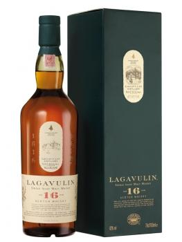 WHISKY LAGAVULIN 16 YO 0.7L