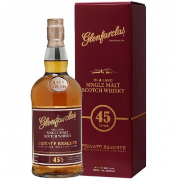 WHISKY GLENFARCLAS PRIVATE RESERVE 2019 0.7L