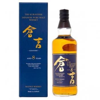WHISKY KURAYOSHI MALT 8YO
