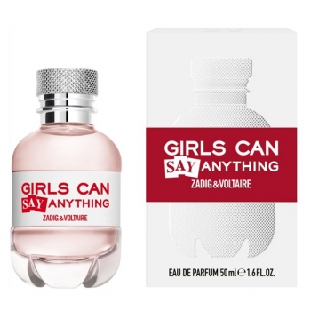 ZADIG & VOLTAIRE GIRLS CAN SAY ANYTHING APA DE PARFUM 50 ML 1