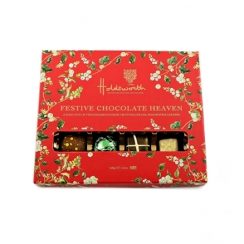 HOLDSWORTH CHOCOLATE FESTIVE HEAVEN 160G