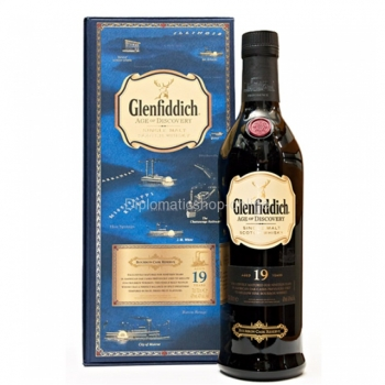 Glenfiddich 19yo Discovery Bourbon 40% 70cl