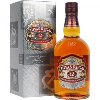 Whisky Chivas Regal12yo  Whiskey 1.5l
