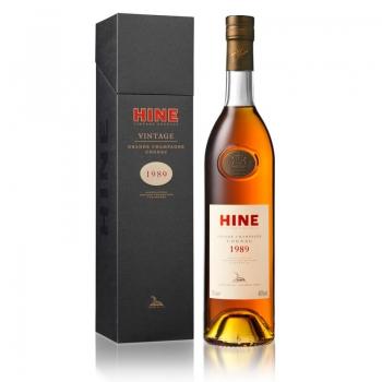 Cognac Hine Vintage 1989 70cl