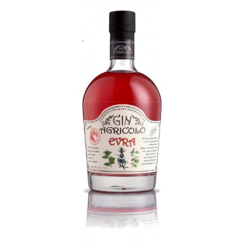 GIN AGRICOLO EVRA 70CL 0