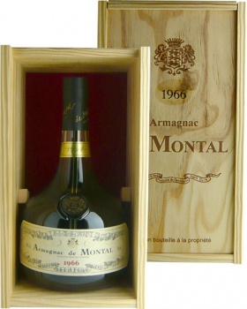 Armagnac De Montal 1966 70cl