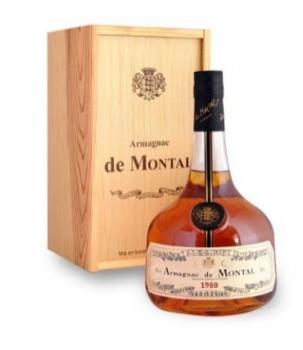 Armagnac De Montal 1980 70cl