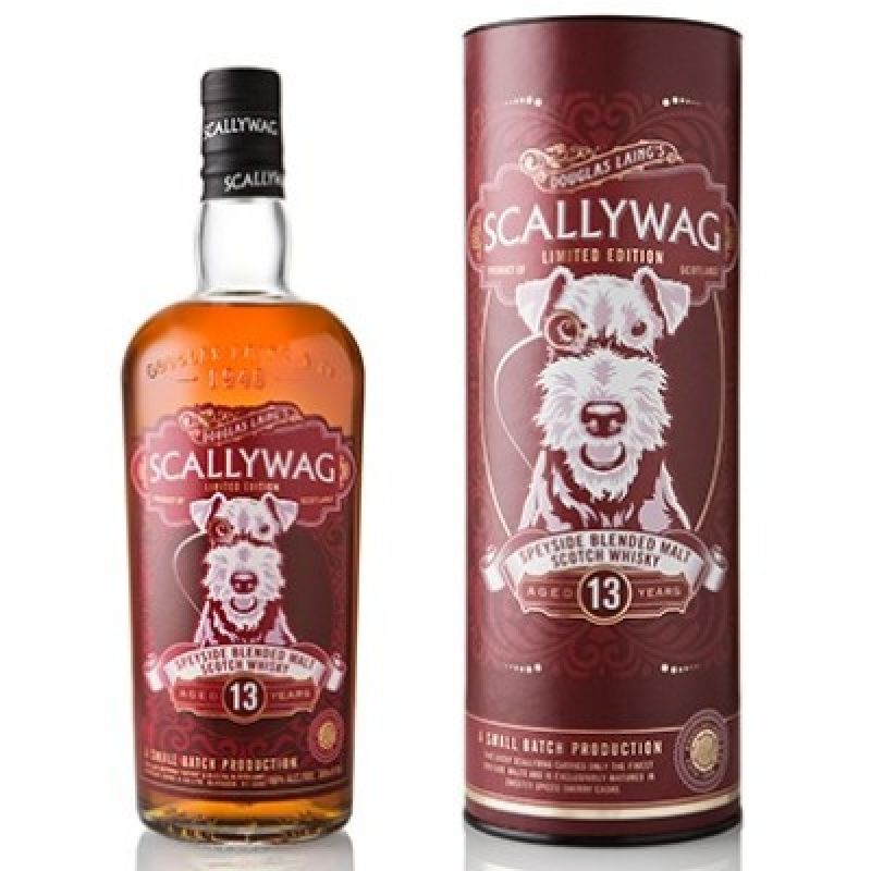 WHISKY SCALLYWAG 13YO 70CL 0