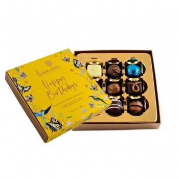 Bomboane De Ciocolata Happy Birthday 110g