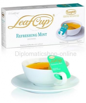 RONNEFELDT CEAI LEAFCUP REFRESHING MINT 15 BUC*2.5G
