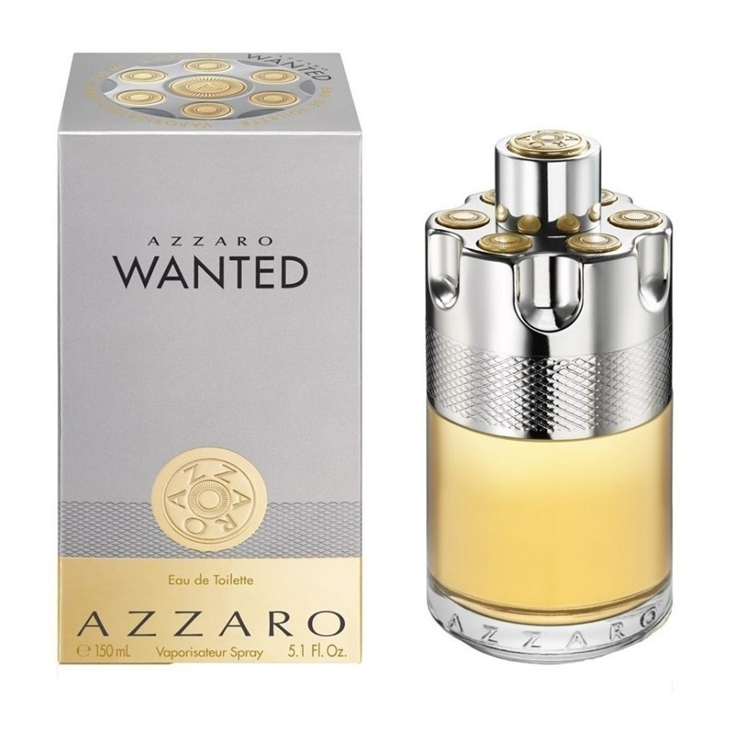 AZZARO WANTED APA DE TOALETA 150 ML 0