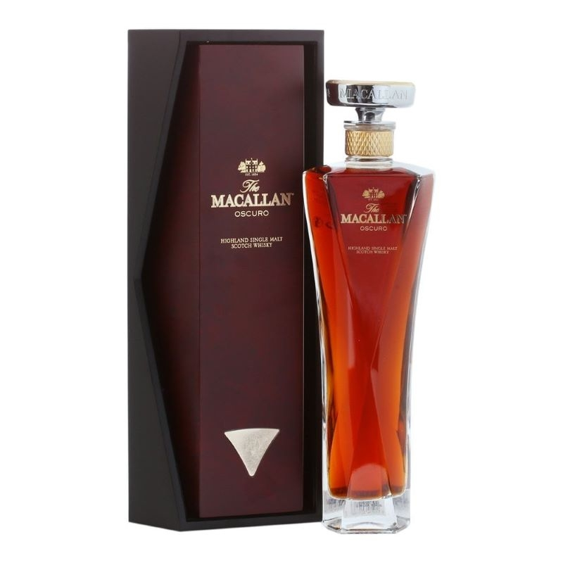 WHISKY MACALLAN OSCURO 0.7L  0