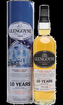 WHISKY GLENGOYNE 10YO 0.7L