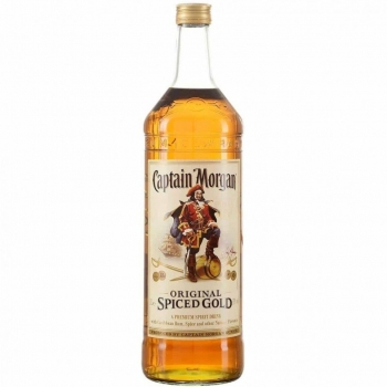 Rom Captain Morgan Spiced Gold 3l