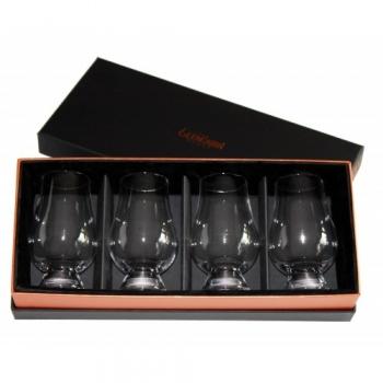 Glencairn Set 4 Pahare Whisky+ Gift Box