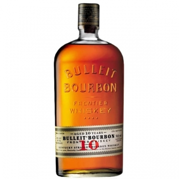 WHISKY BULLEIT BOURBON 10YO 0.7L
