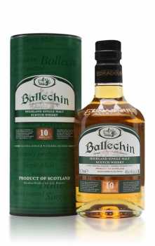 Whisky Ballechin 10 Yo 0.7l