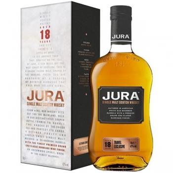 Whisky Isle Of Jura 18yo 0.7l