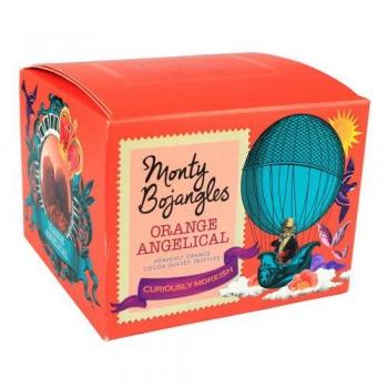 Trufe Ciocolata Monty Bojangles Orange  Angelical 100g