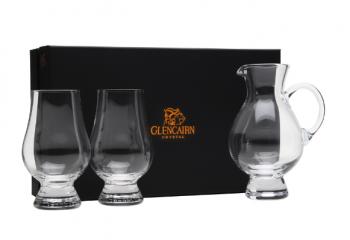 Glencairn Set 2 Pahare Whisky+ 1 Carafa Apa