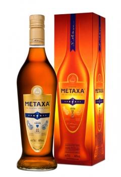 BRANDY METAXA 7* 1L