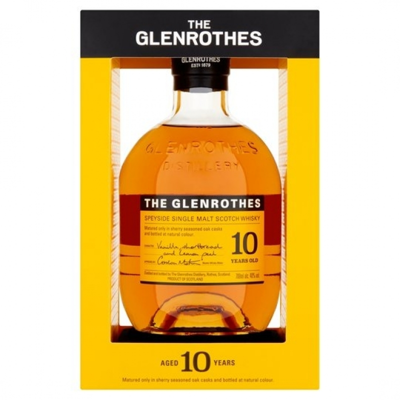 Whisky Glenrothes 10 Ani 0.7l 0