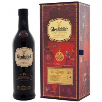 Glenfiddich 19yo Discovery Wine Cask 70cl