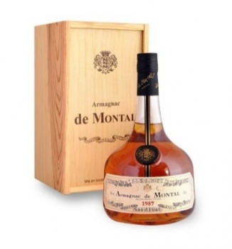 Armagnac De Montal 1987 70cl