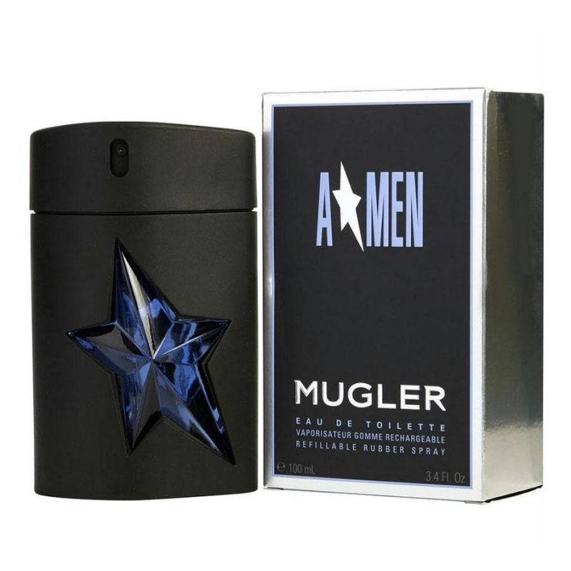 Thierry Mugler Amen Rubber Edt 100 Ml 0