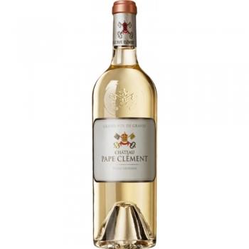 Bin Bordeaux alb Château Pape Clément AOC Pessac 2018 0.7l