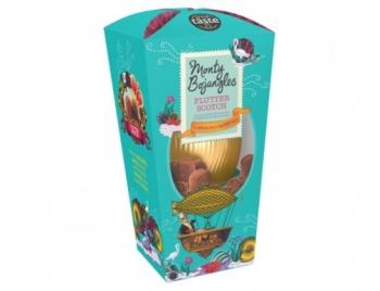 Ou De Paste Monty Bojangles Ciocolata Cu Trufe 80g