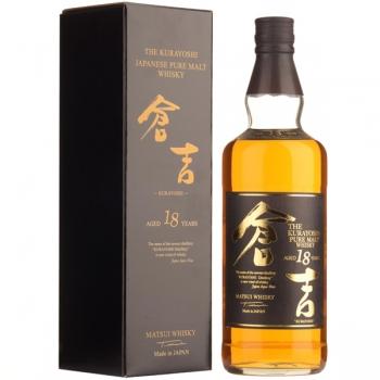 Whisky Kurayoshi Malt 18yo 0.7l