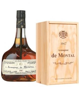Armagnac De Montal 1967 70cl