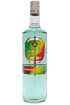 Vodka Iganoff Canabis 70cl