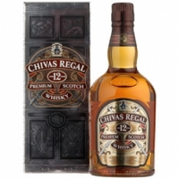 WHISKY CHIVAS REGAL12YO  WHISKEY 1.5L