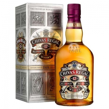 WHISKY CHIVAS REGAL 12YO 1L