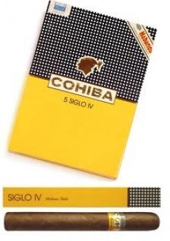 COHIBA SIGLO IV - 5 BUC CUTIE